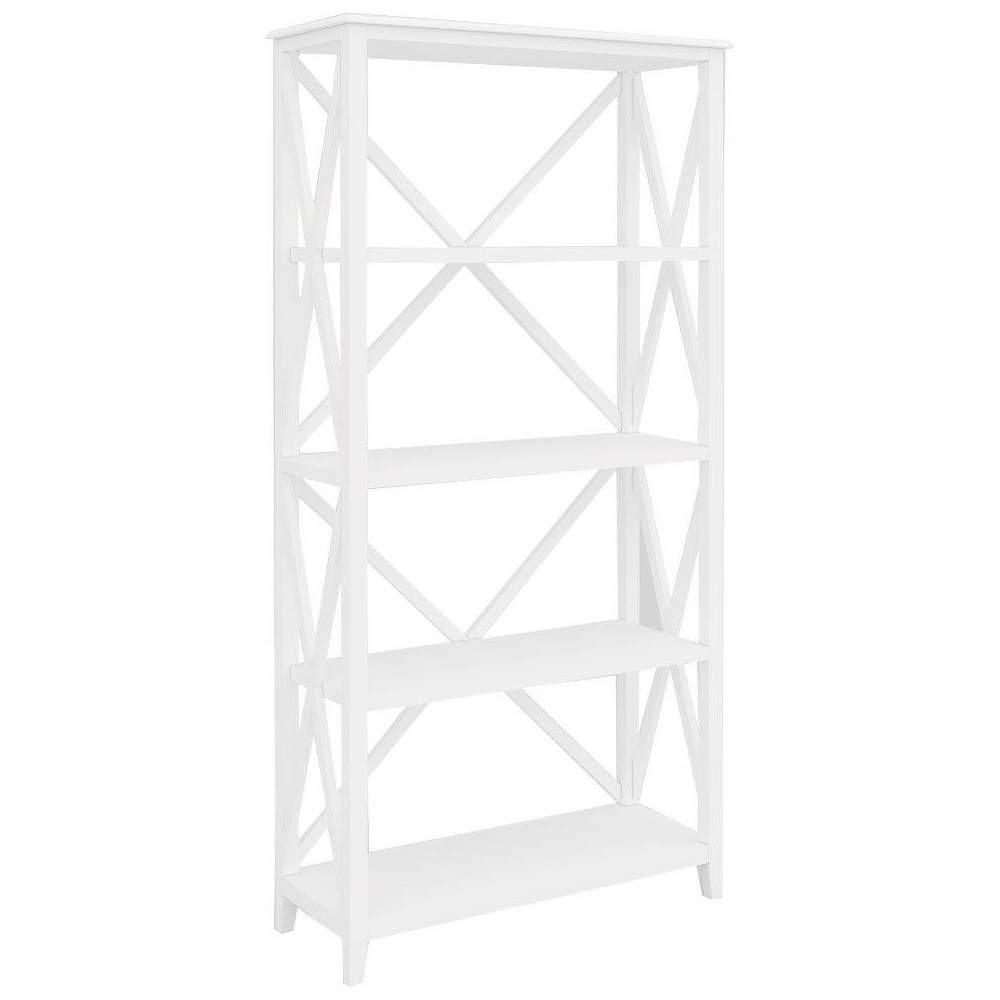 Hastings Wooden Bookcase / Display Shelf