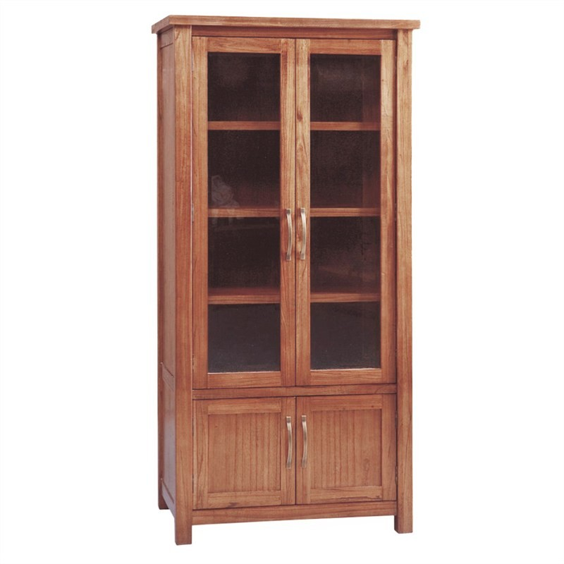 Cooper Mountain Ash Timber Display Cabinet
