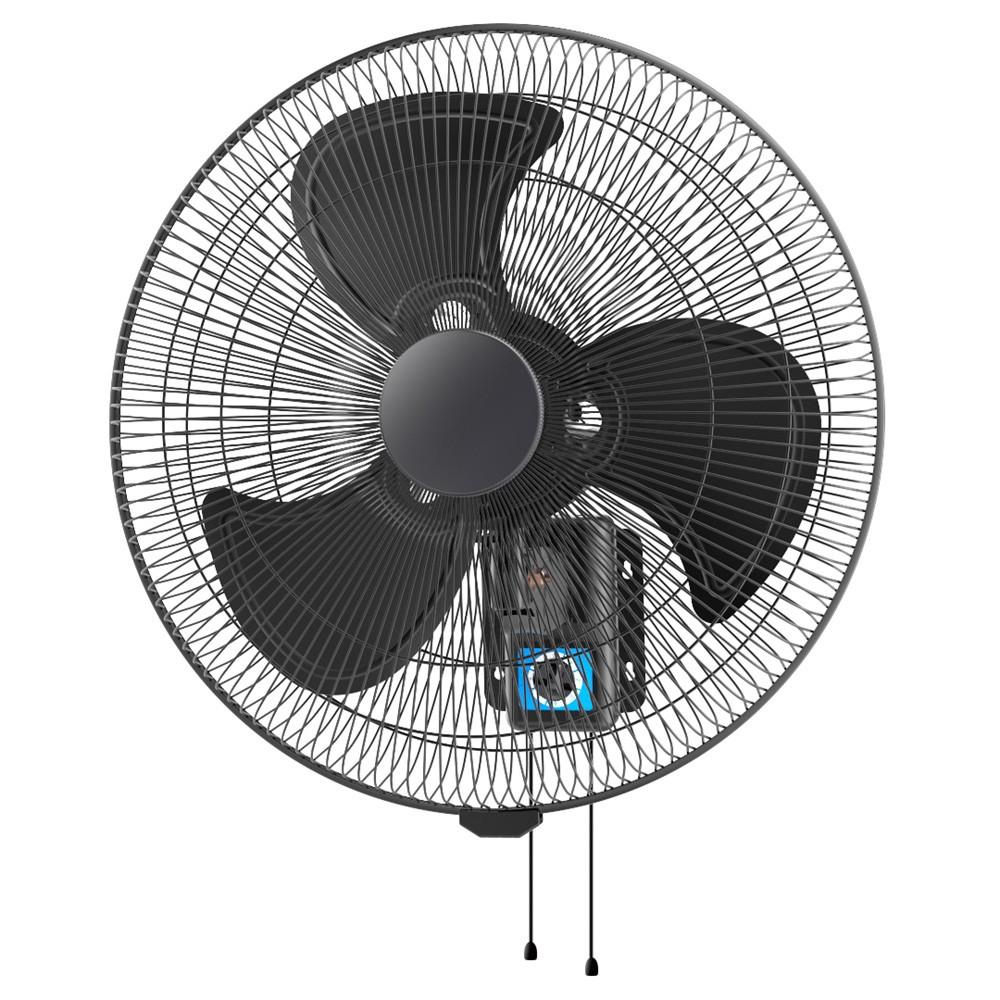 Ventair Heavy Duty Oscillating Wall Fan, 45cm