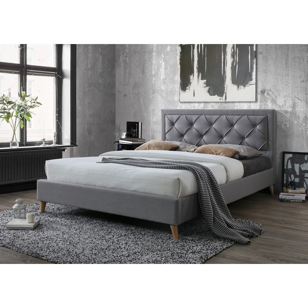 Cabrillo Fabric Bed, Double