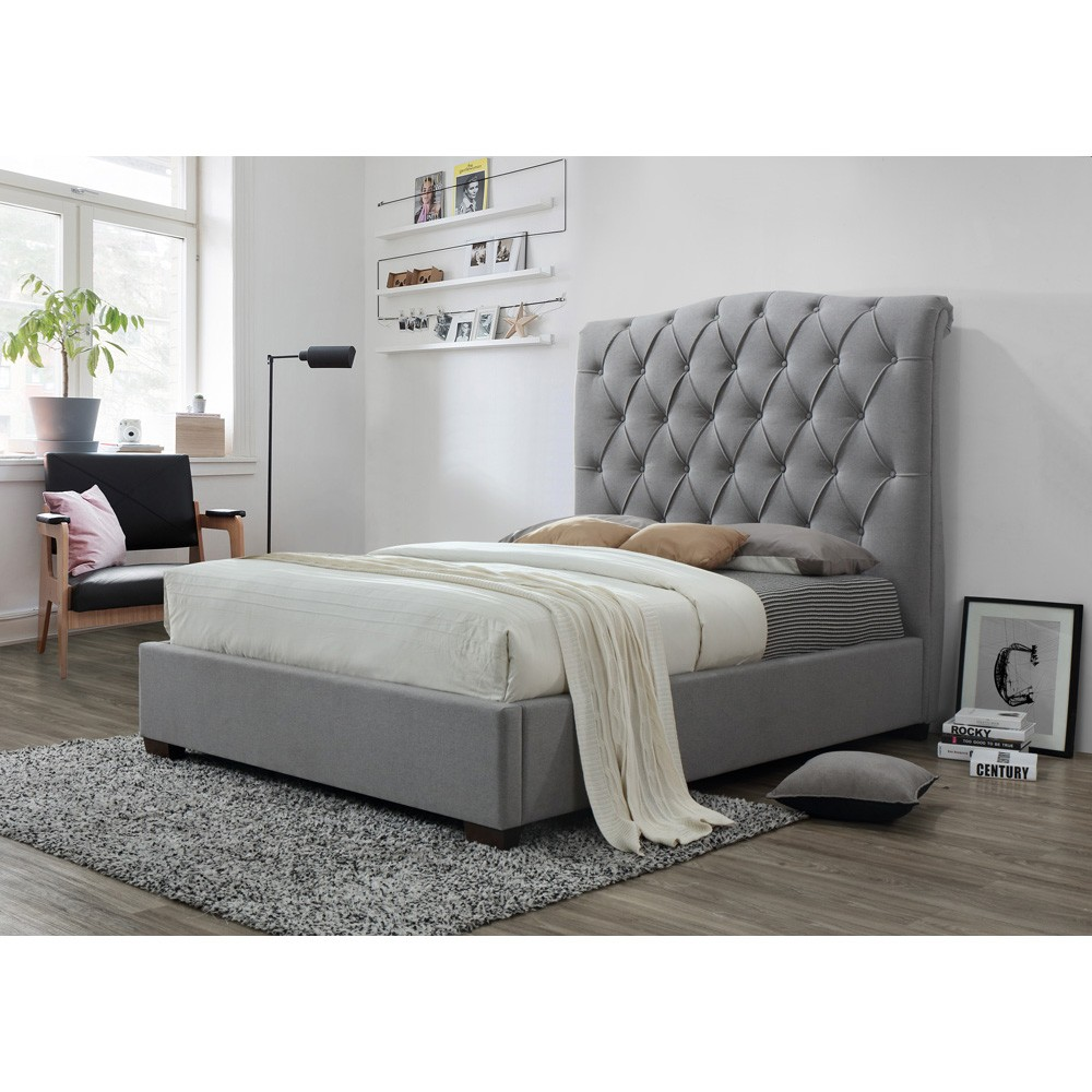 Monterey Fabric Bed, King