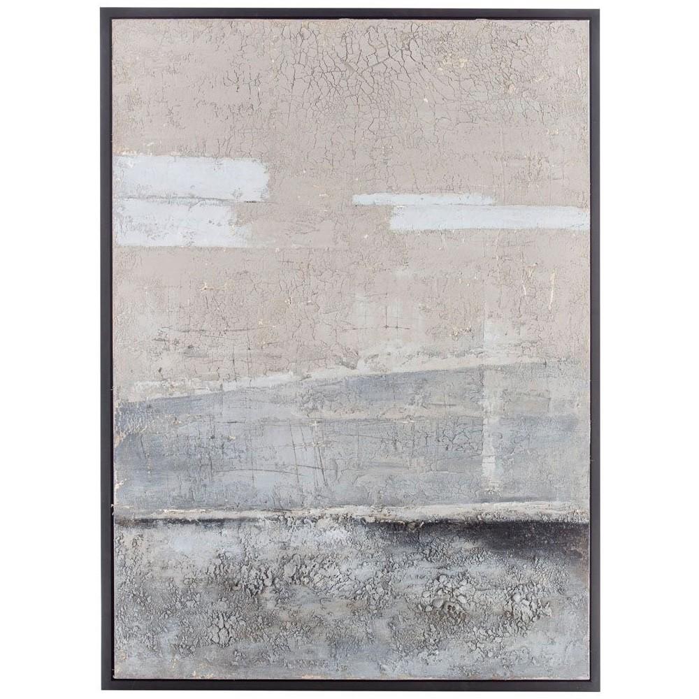 Elliot Framed Canvas Wall Art Print, 145cm