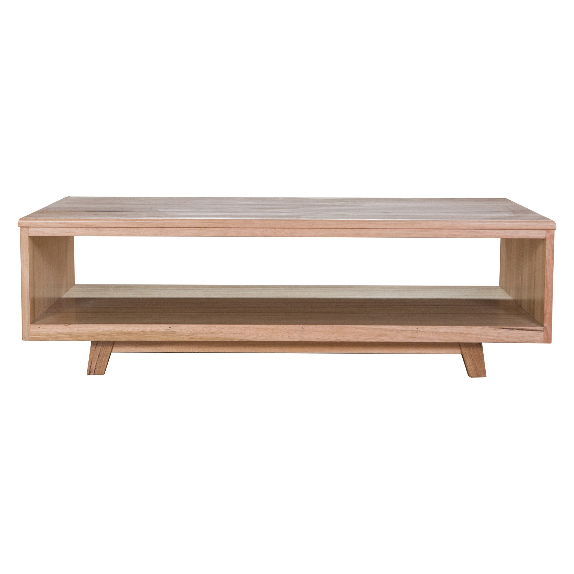 Wade Tasmanian Oak Timber Coffee Table, 130cm