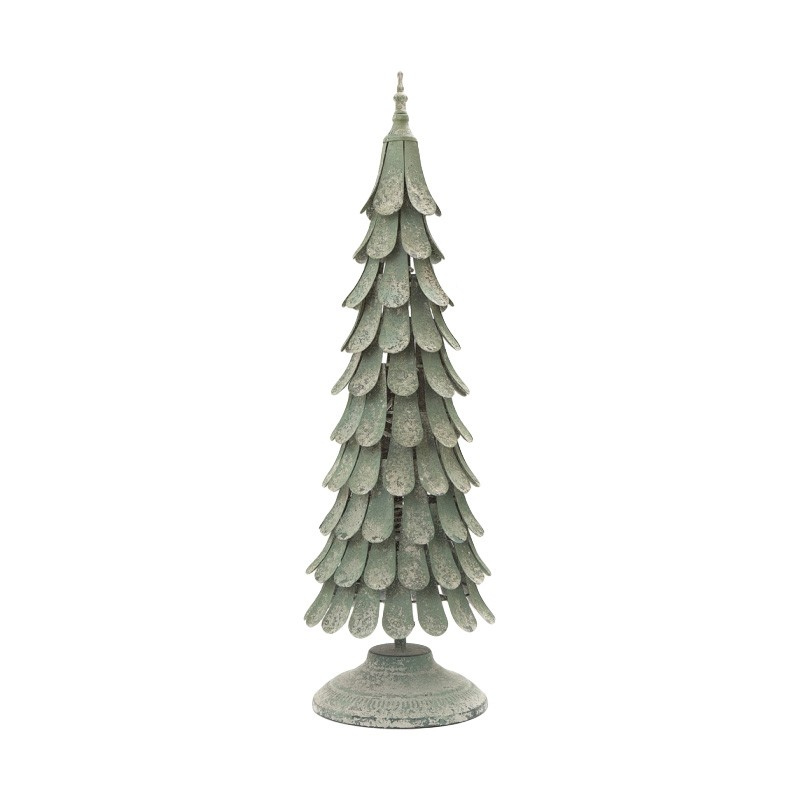 Ava Metal Xmas Tree Decor, Large