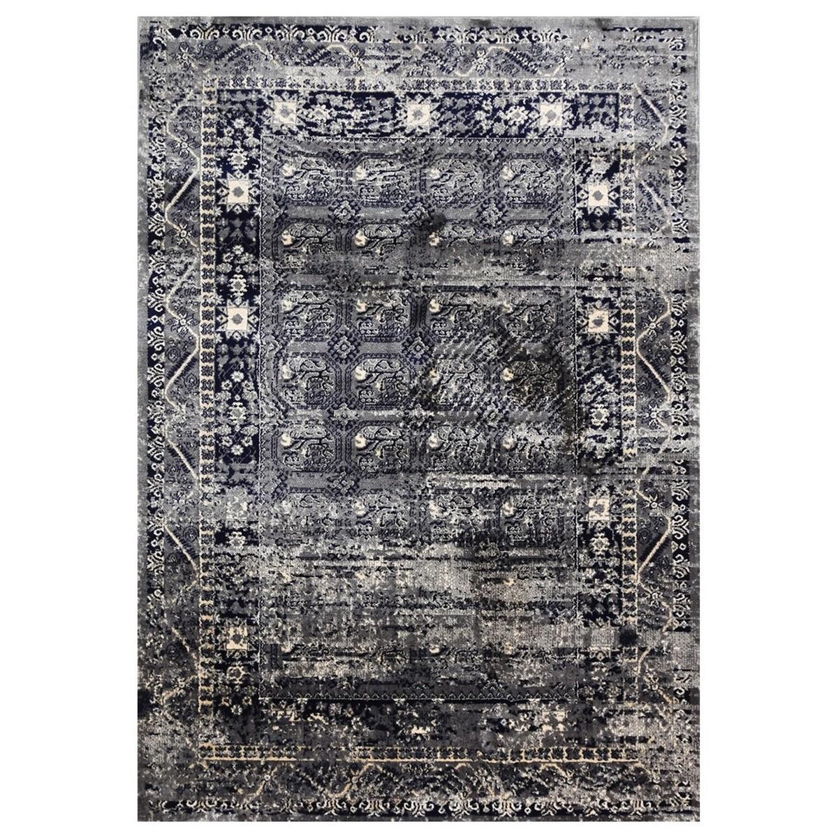 Artifact Cyrus Distressed Oriental Rug, 80x150cm
