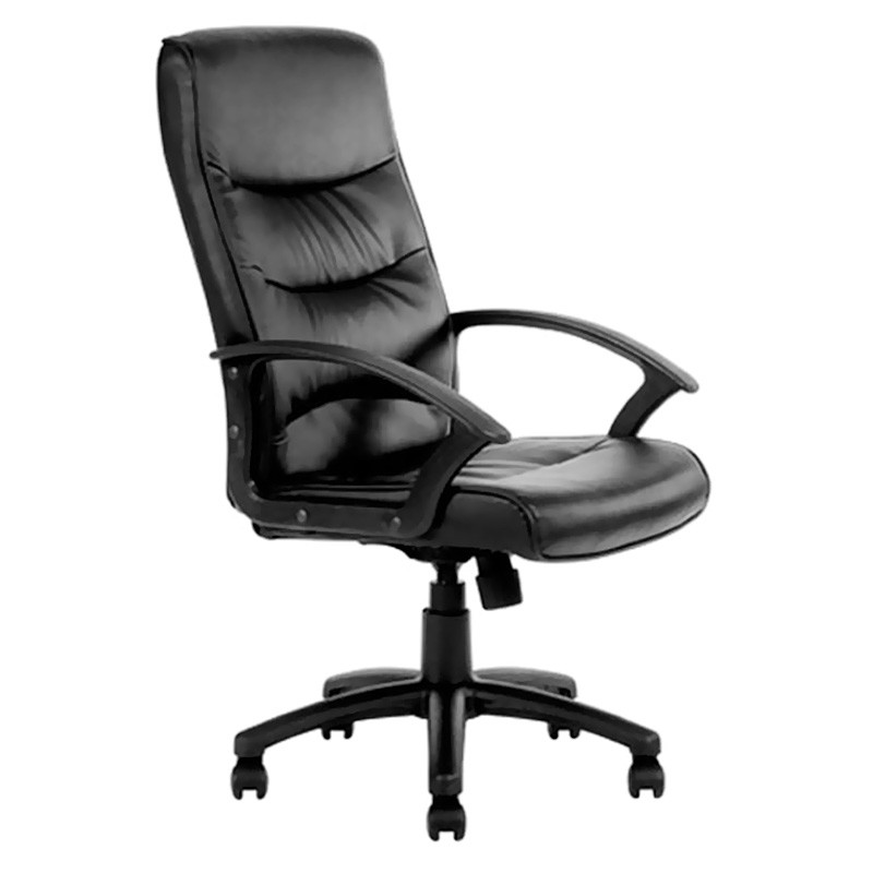 Star PU Leather High Back Executive Chair