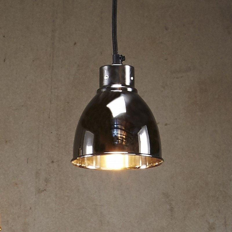 Muri Metal Contemporary Dome Pendant Light