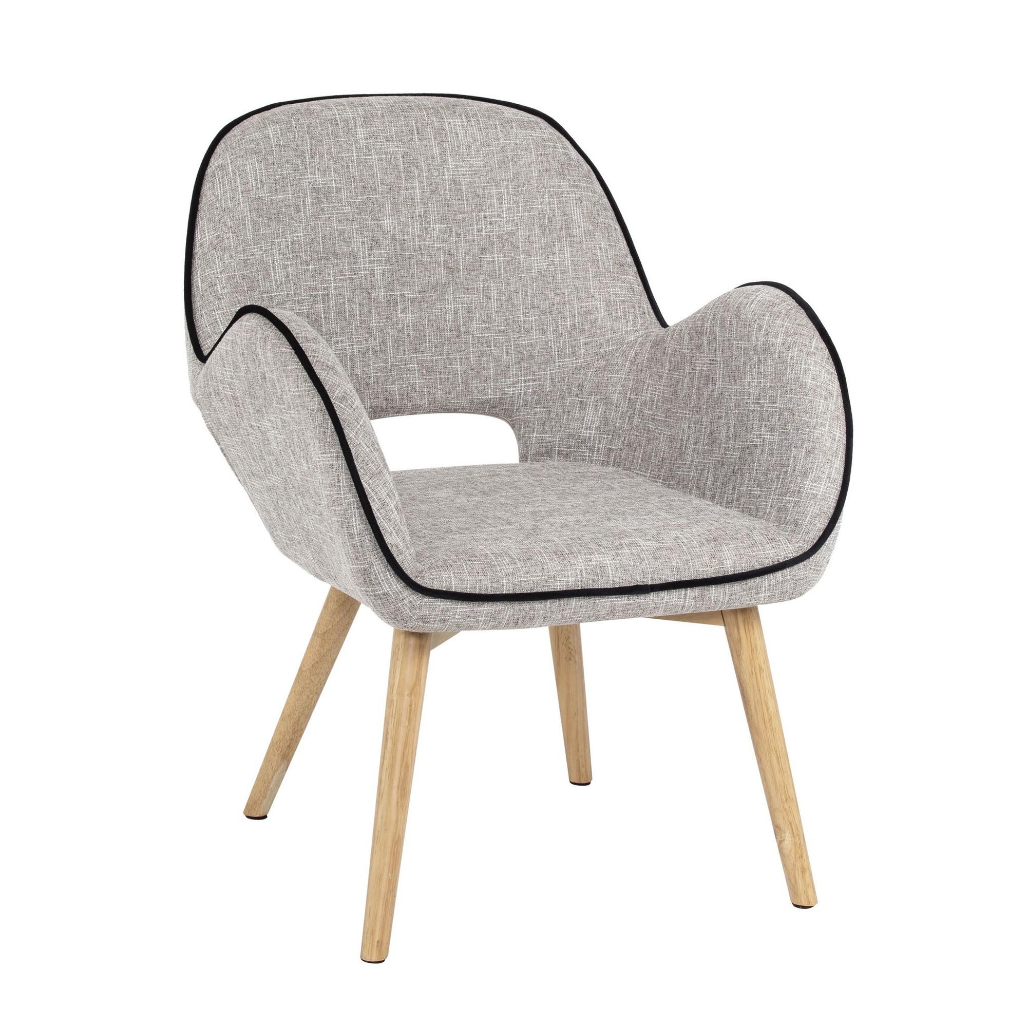 Simi Handmade Fabric Armchair