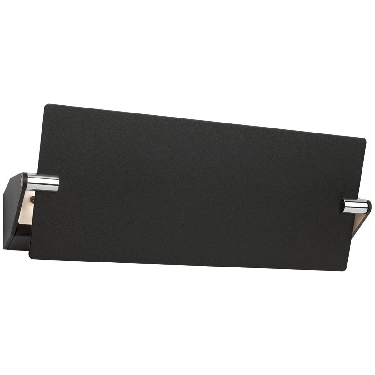 Bjorn LED Wall Light, Black