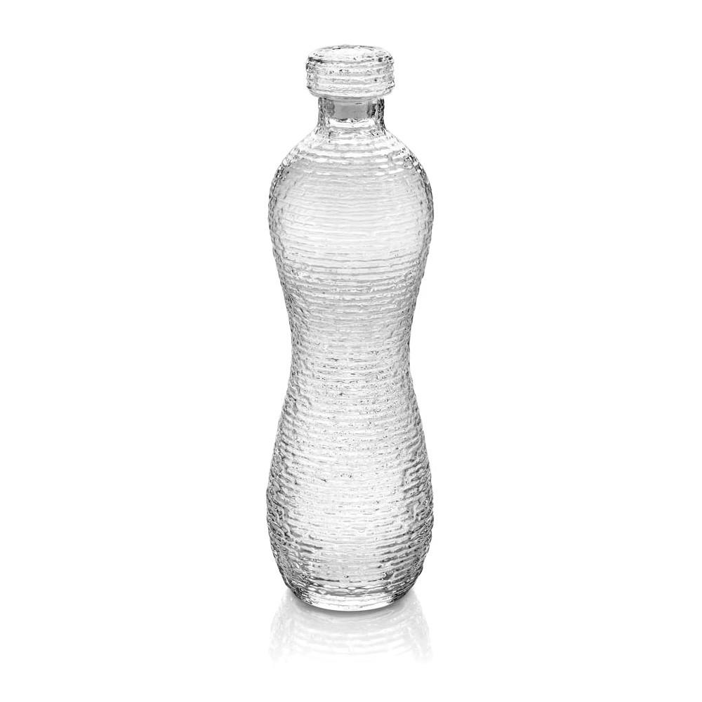 IVV Multicolour Glear Glass Bottle