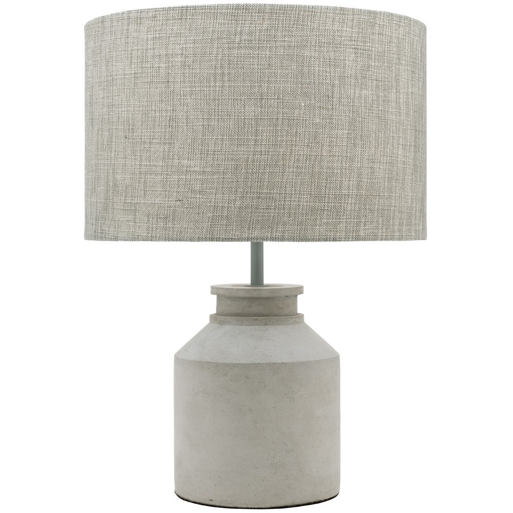 Macey Concrete Table Lamp