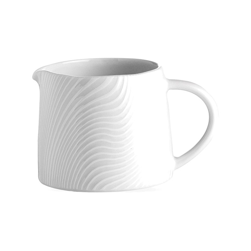 Noritake Colorscapes WOW Dune Fine Porcelain Creamer
