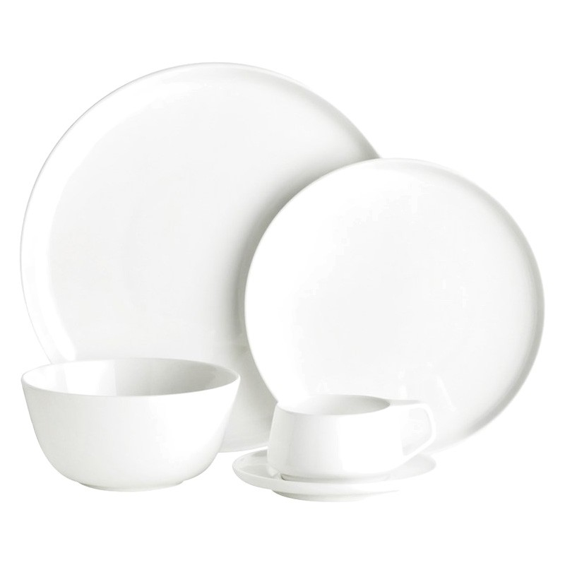Marc Newson by Noritake Fine Bone China 20 Piece Dinner Set