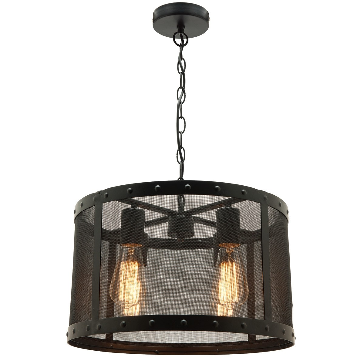 Ulric 4 Light Metal Pendant Light