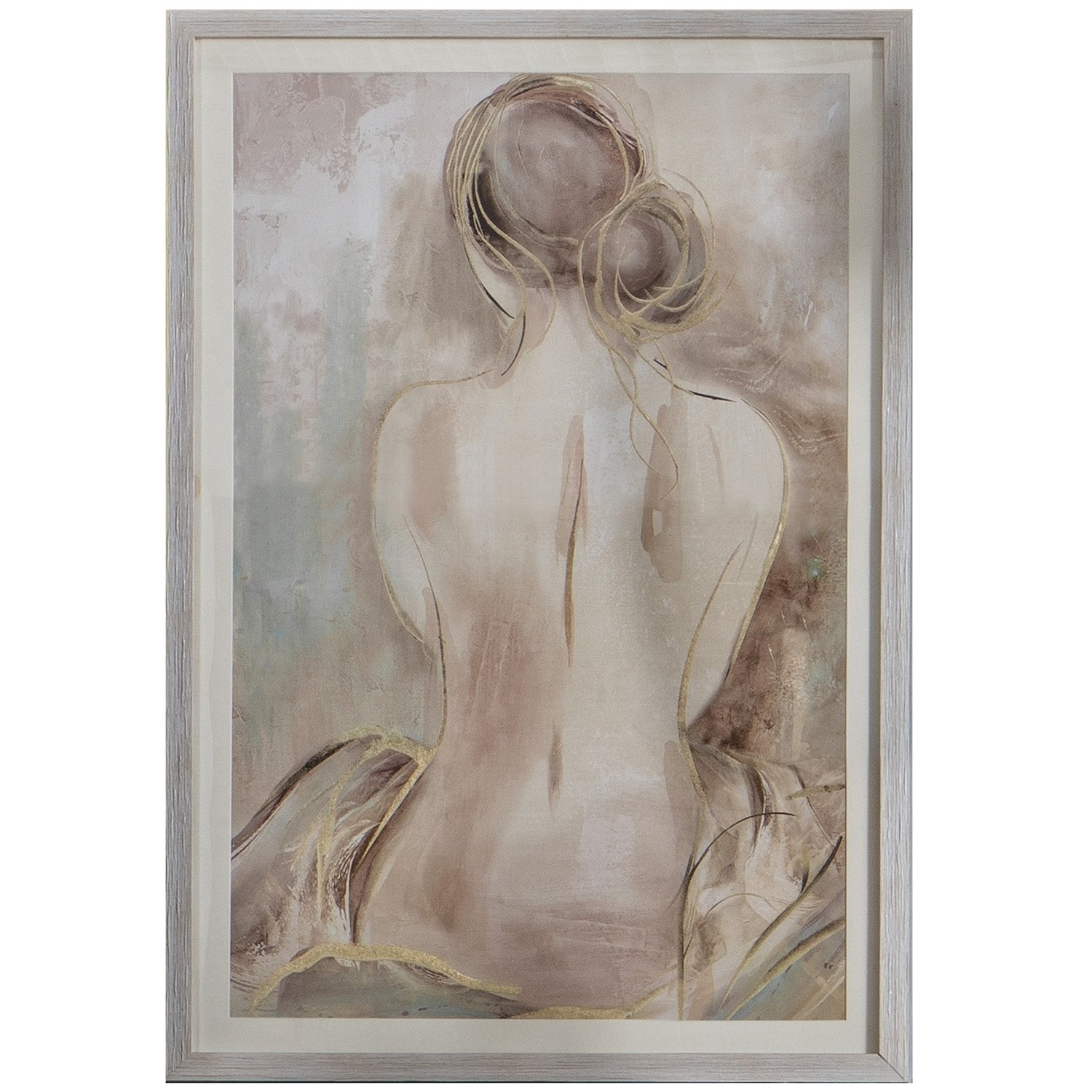 Contemplation Life Study II Framed Wall Art, 94cm