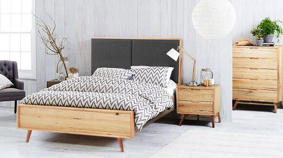 Cosy Stylish Bedroom