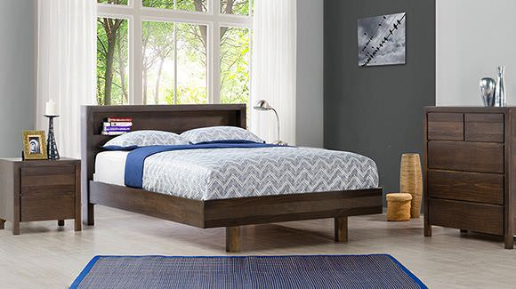 Premium Timber Bedroom Furniture by Glano