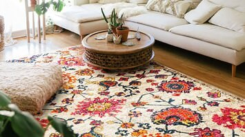 RENOWNED EUROPEAN DESIGNER RUGS