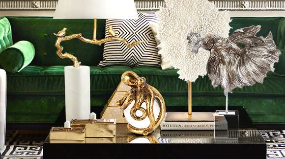 Luxe Hamptons Furnishing