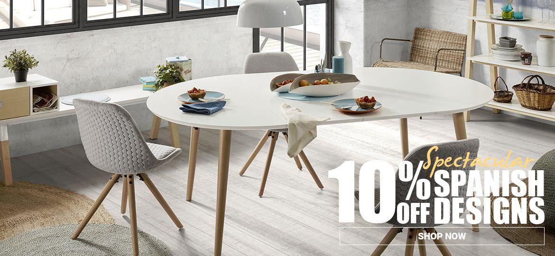 10% Off Spanish Designs