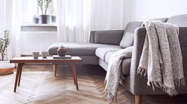 Get Serious with Scandinavian Style